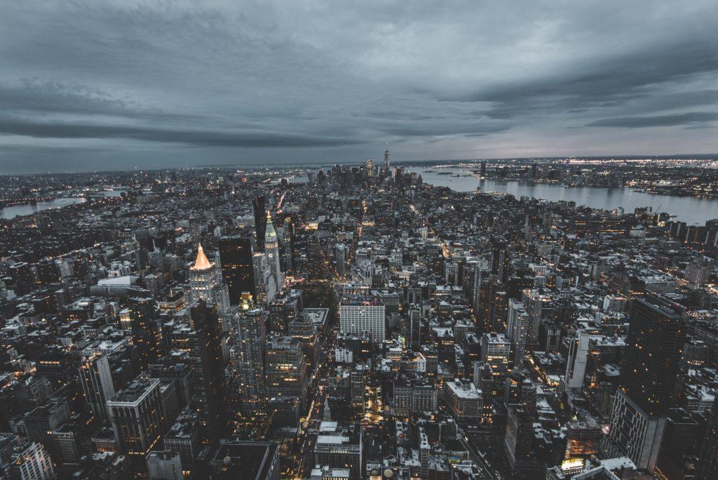 billede af storby