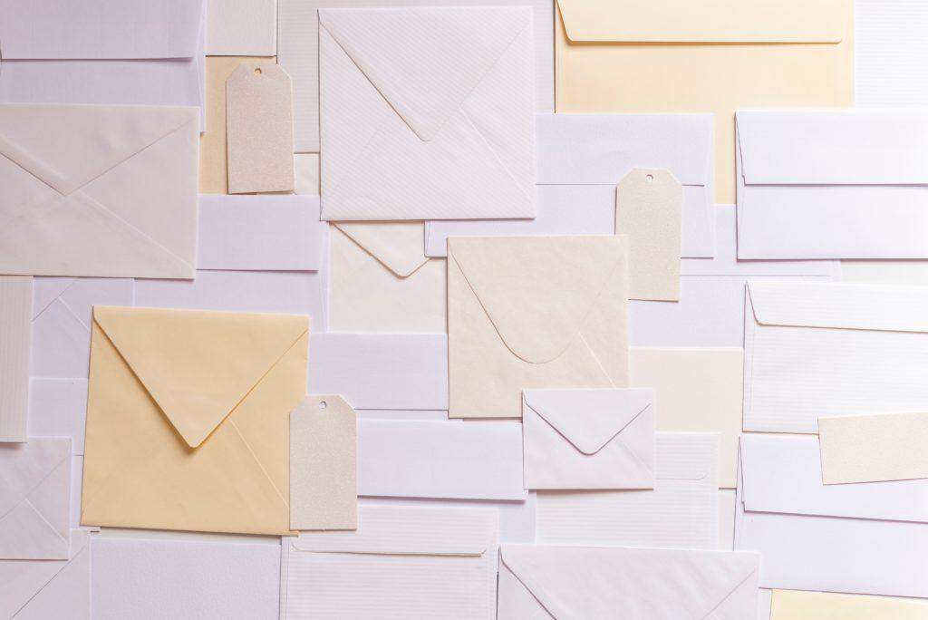 Breve klar til brevveksling