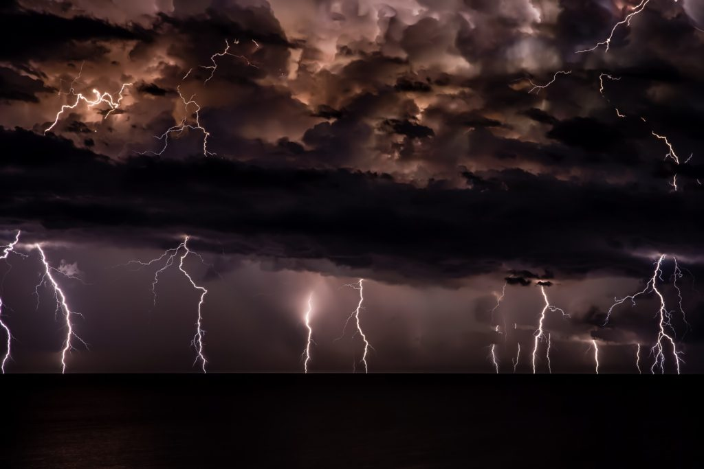 naturkatastrofe der medfører force majeure