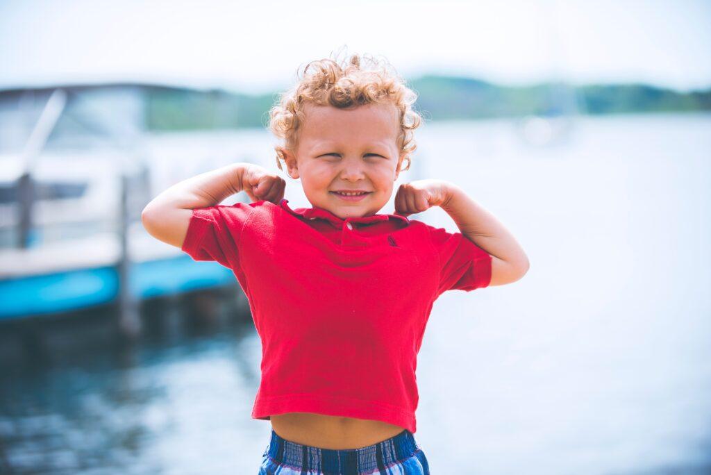 autonom - En stærk dreng